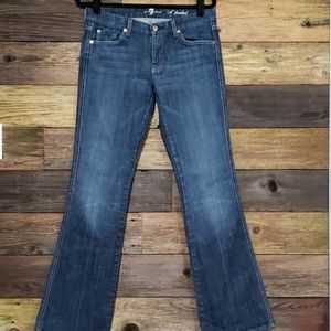 7 For All Mankind 'A' Pocket Bootcut Jean